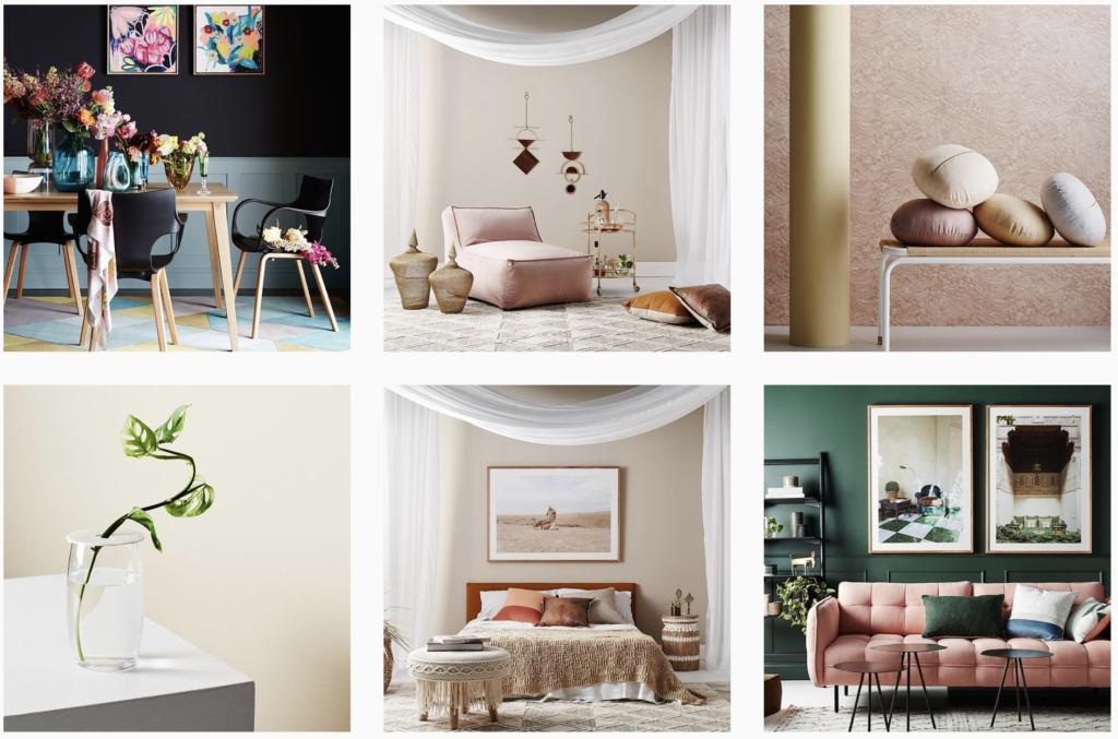 Home design decor Anette O'Brien