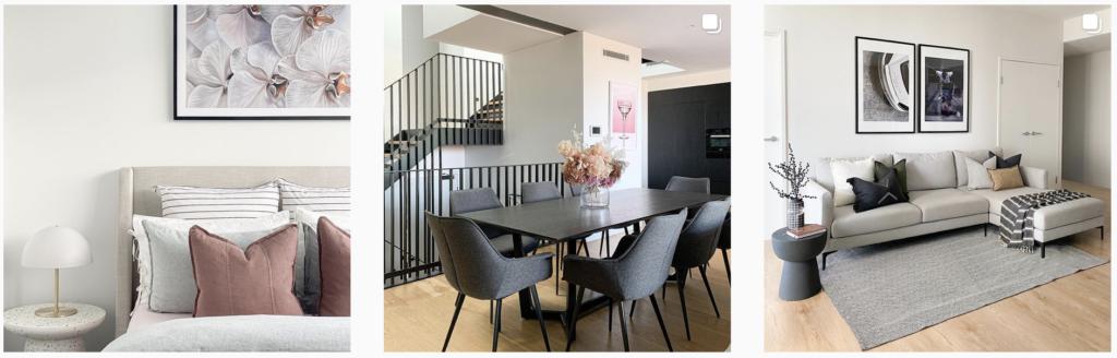 Monica Bean home design decor styling tips