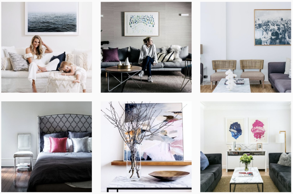 Claudia Stephenson Interior design decor tips and styling