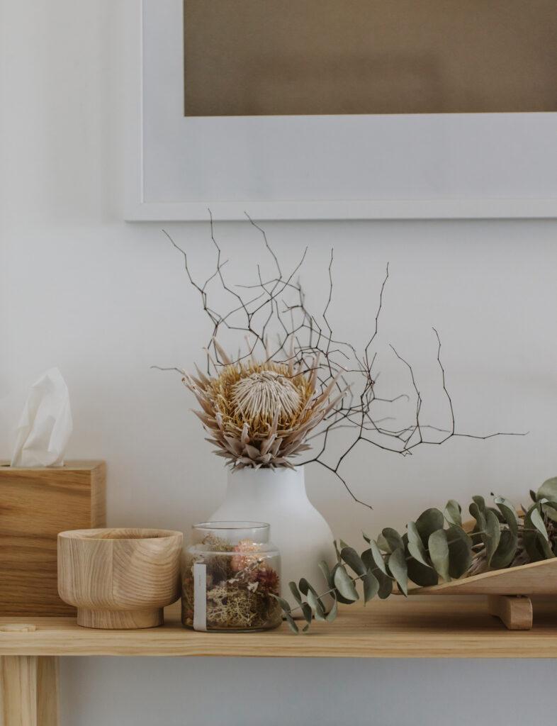 Australian interior design styling home decor framing frame wall art