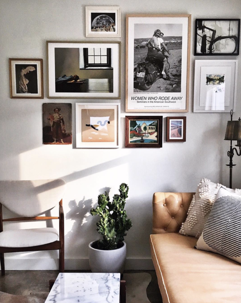 Gallery wall picture frame wall photo walls gallery