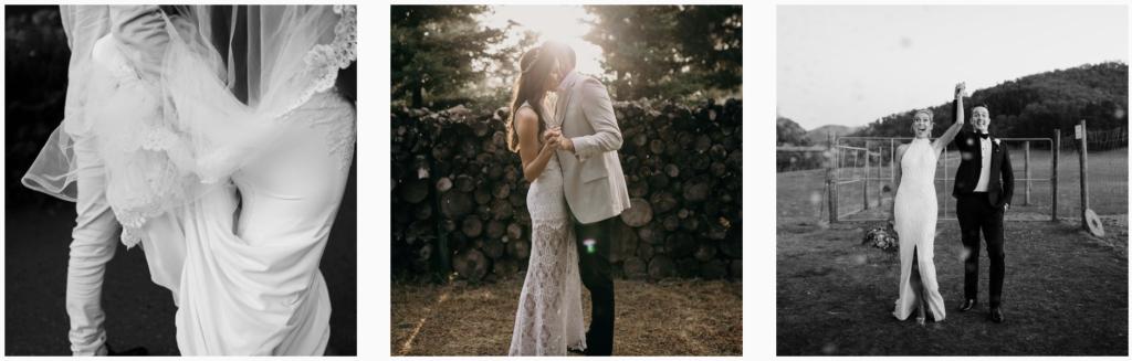 Australia top wedding photographers blog frame fox