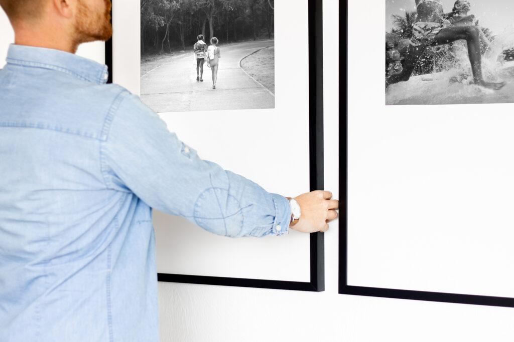Quality printing and custom framing
