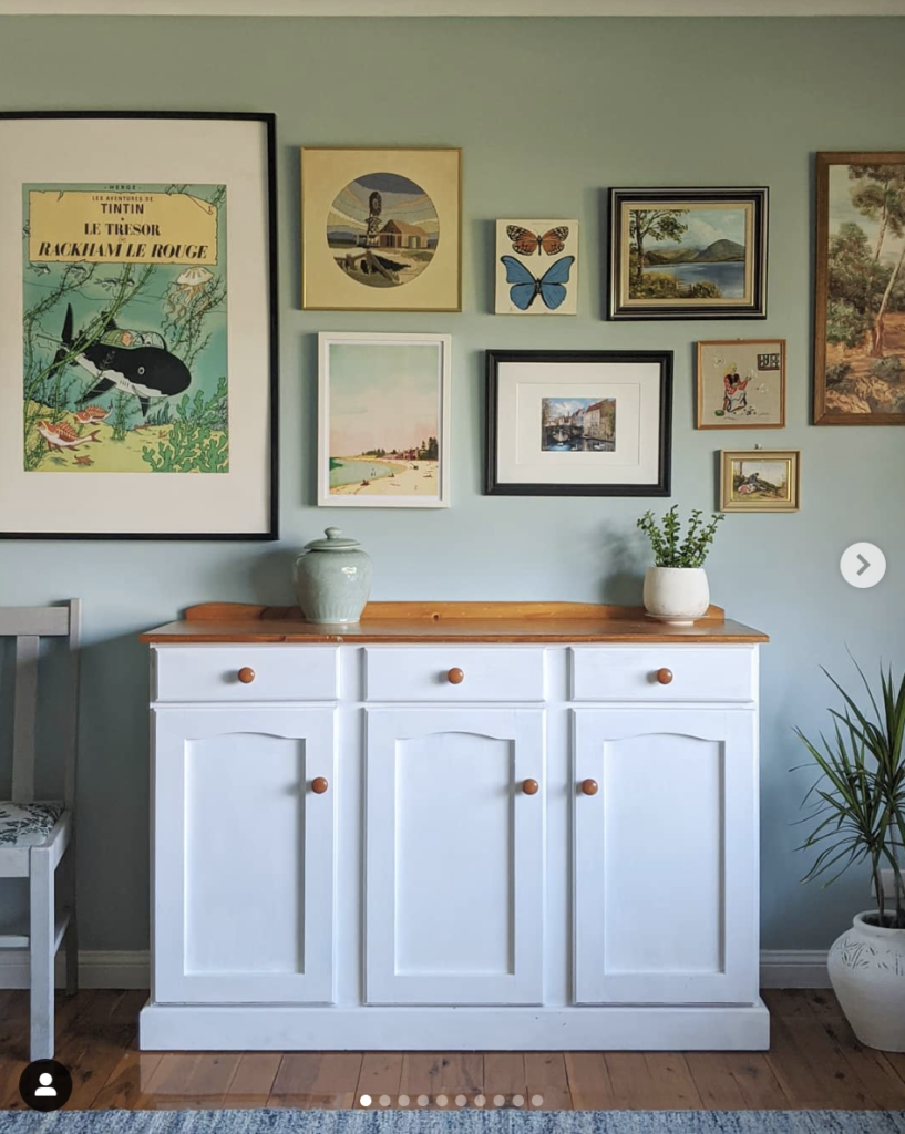 Interior styling tips Maya Anderson Interview