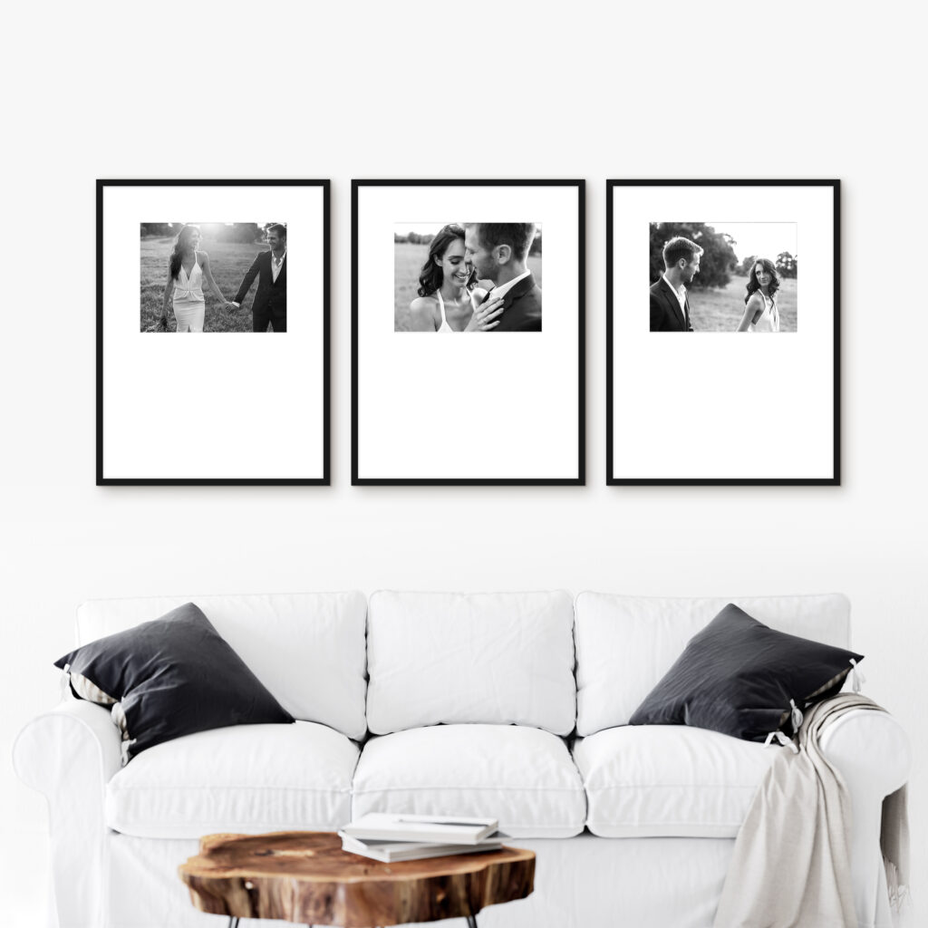 Triptych The Ultimate Guide To Wedding Frames Frame Photo Picture